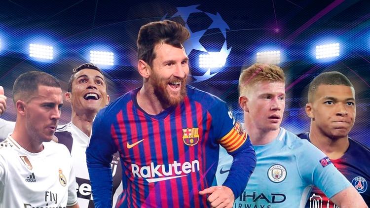 Comienza la Champions League 2019/20