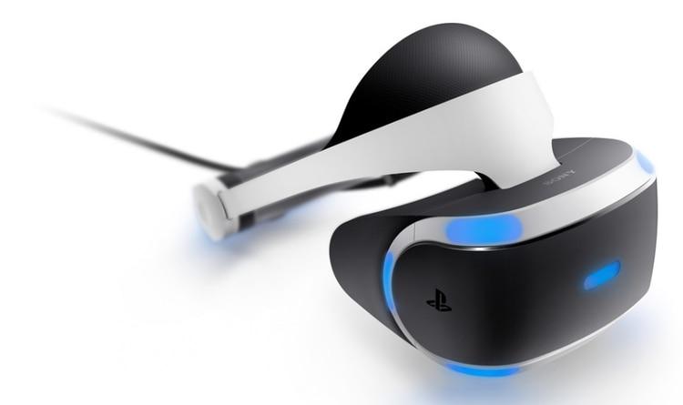 Playstation VR (Foto: Archivo)