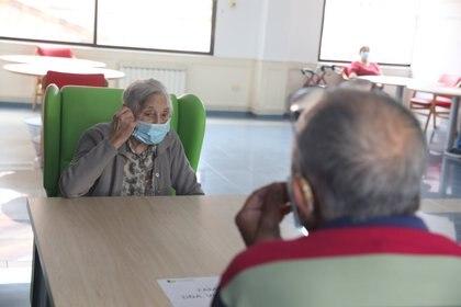 Residencia de ancianos Marta Fernández - Europa Press