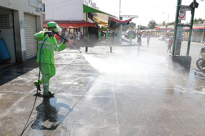México llega a las 39 mil 485 defunciones por COVID