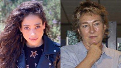 Carmen Armendáriz mostró su apoyo hacia Fátima Molina desde que publicó su mensaje en redes sociales (Foto: Instagram@lafatimamolina/Facebook@Carmen Armendariz)
