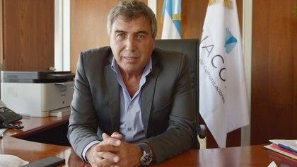 Claudio Ambrosini, titular del Ente Nacional de Comunicaciones