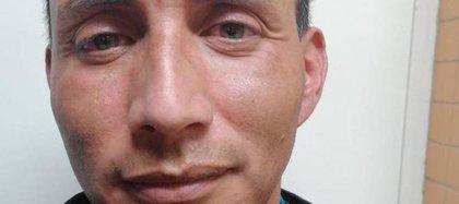 Luis Jhon Castro Ramírez, alias 'El Zarco'/Policía Nacional
