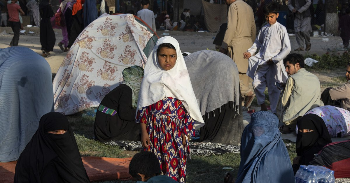 Mexico is already processing the first asylum applications of Afghan citizens