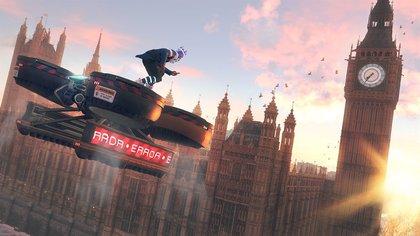 El título tendrá lugar en Londres, donde las organizaciones criminales tomarán las calles.