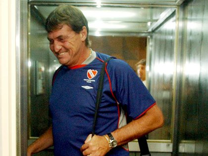El primer paso de Julio por Independiente fue en la temporada 2005-2006