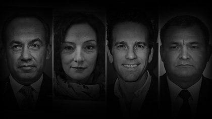 Personajes clave en el caso de Florence Cassez