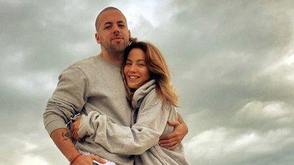 Durante el tiempo que estuvieron en pareja, Flor Vigna y Mati Napp compartieron un romántico viaje a Punta del Este