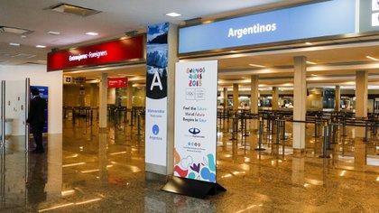 La imputada intentó ingresar 11 kilos de éxtasis por el Aeropuerto de Ezeiza