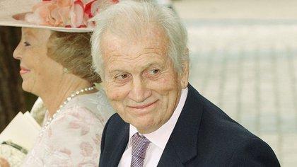 Jorge Zorreguieta murió a los 89 años