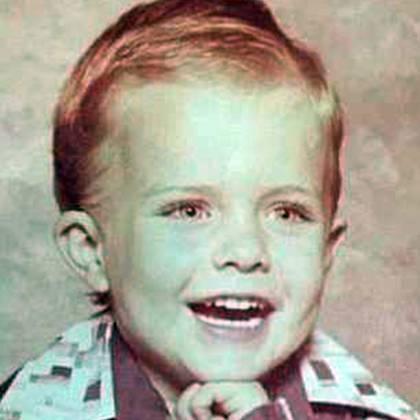 Donald Wicht tenía apenas 4 años cuando lo mataron en su cama