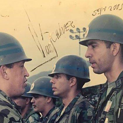 El General de Brigada José Rafael Serrano Gotera