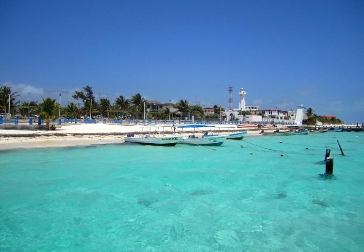 Puerto Morelos (Wikipedia)