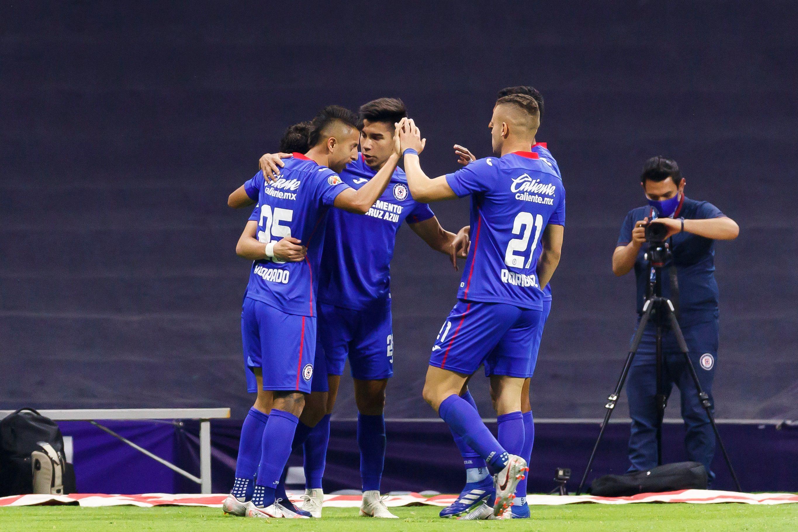 La Máquina rompió su propio récord y llegó a 11 victorias consecutivas en Liga MX (Foto: EFE/José Méndez)
