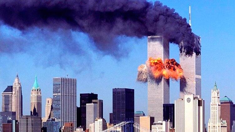 El ataque a las Torres Gemelas el 11 de septiembre de 2001