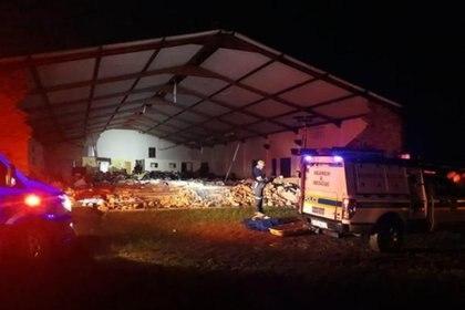 13 personas muertas y 29 personas resultaron heridas (Foto: Twitter)Thudimalonseda)