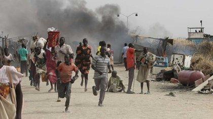 Guerra civil en Sudán del Sur (AFP)