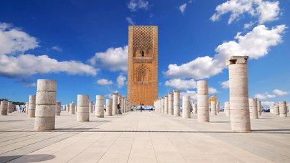 Más moderna que Marrakech pero menos ocupada que Casablanca, la ciudad tiene un toque distintivo europeo (Shutterstock)