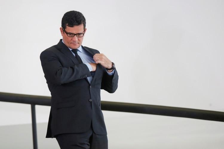 Sergio Moro (REUTERS/Adriano Machado)