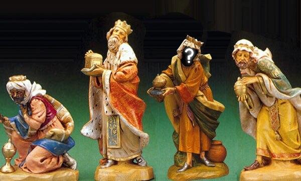 El Rey Mago que se perdió antes de conocer a Jesús - Infobae