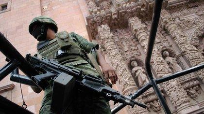 Balacera de 3 días entre Zetas y CG, deja 46 muertos en Zacatecas. TBOGTR2I2FD3HPUTV4NQH4JJOU