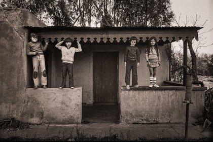 """Andy Goldstein. """"Inventarios"""". Serie """"Río Cuarto"""" (1988)"""