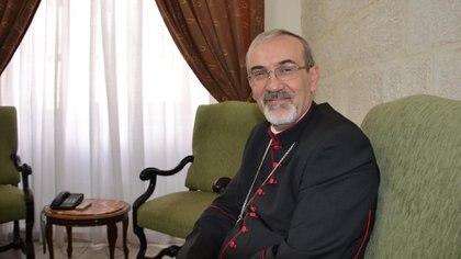 El obispo Pirbattista Pizzaballa, defensor de la postura moderada de Francisco