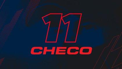 "Sergio ""Checo"" Pérez, confirmó su llegada a Red Bull. (Foto: Red Bull Racing)"