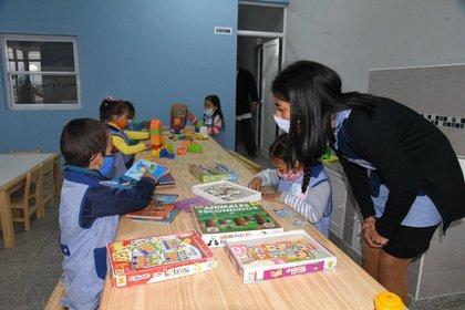 En Formosa, la provincia de menos contagios, hubo pocas aperturas de escuelas