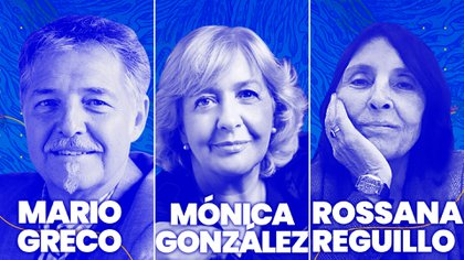 Mario Greco (Argentina), Mónica González (Chile) y Rossana Reguillo (México), los jurados que deberán seleccionar a los 16 becarios