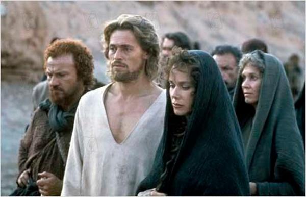 """Una imagen de la película """"La última tentación de Cristo"""", que muestra otro de los lados más polémicos de María Magdalena, en base a evangelios apócrifos"""