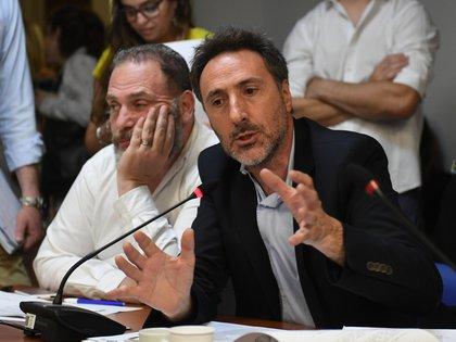 Juan Carlos Villalonga, diputado de Cambiemos (Maximiliano Luna)