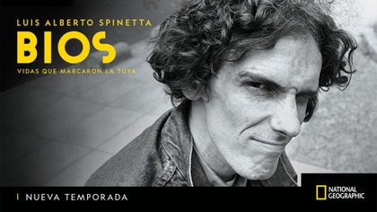 National Geographic presenta este domingo el documental dedicado a Spinetta (@NatGeo_la)