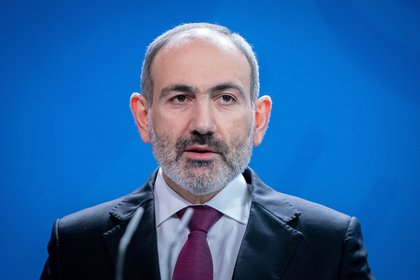 13/02/2020 El primer ministro de Armenia, Nikol Pashinian (Kay Nietfeld/dpa)