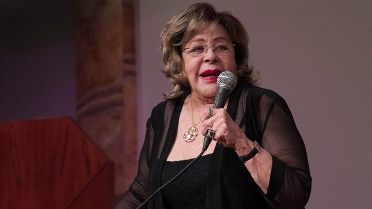 Silvia Pinal (Foto: Cuartoscuro)