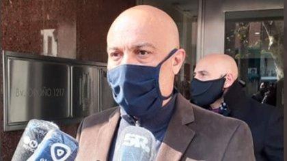 """Gustavo Ponce Asahad se encuentra detenido acusado de filtrar datos de investigaciones reservadas a una banda delictiva vinculada a """"Los Monos"""""""