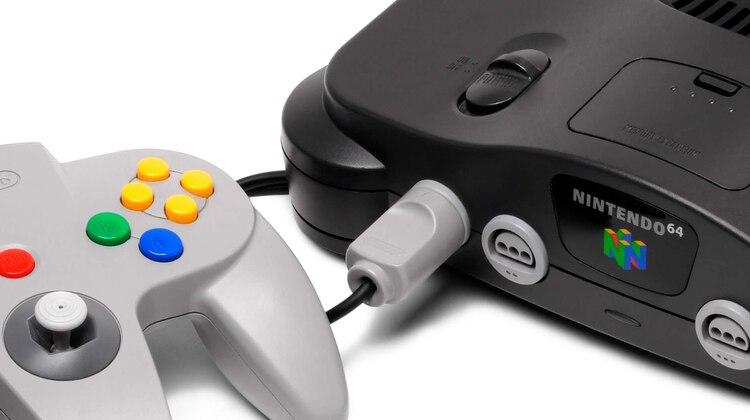La Nintendo 64, una consola mítica de los noventa (Foto: Especial)