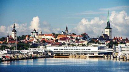 Estonia, ex república soviética, ahora vive un exitoso cambio (Shutterstock)