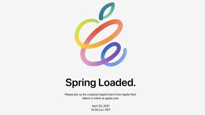 "EN VIVO: Apple lanza nuevos productos en su evento ""Spring Loaded"""