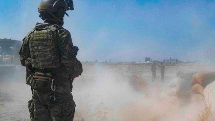 Países europeos advirtieron que las operaciones turcas en Siria podrían desestabilizar la región (Ejército de Estados Unids, foto del sargento Andrew Goedl via AP)