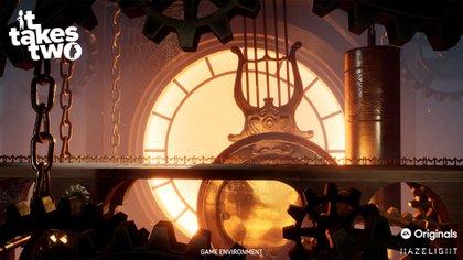 It Takes Two alterna entre segmentos de plataformas en 3D, 2D e incursiona en otros géneros a lo largo de la aventura para no aburrir jamás (Foto: EA)