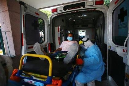 México estaría muy cerca de doblar la cantidad de muertes que se han reportado en China,  (Foto: Reuters/Edgard Garrido)