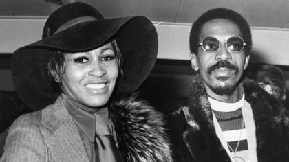 Tina e Ike Turner (Foto: Getty Images)