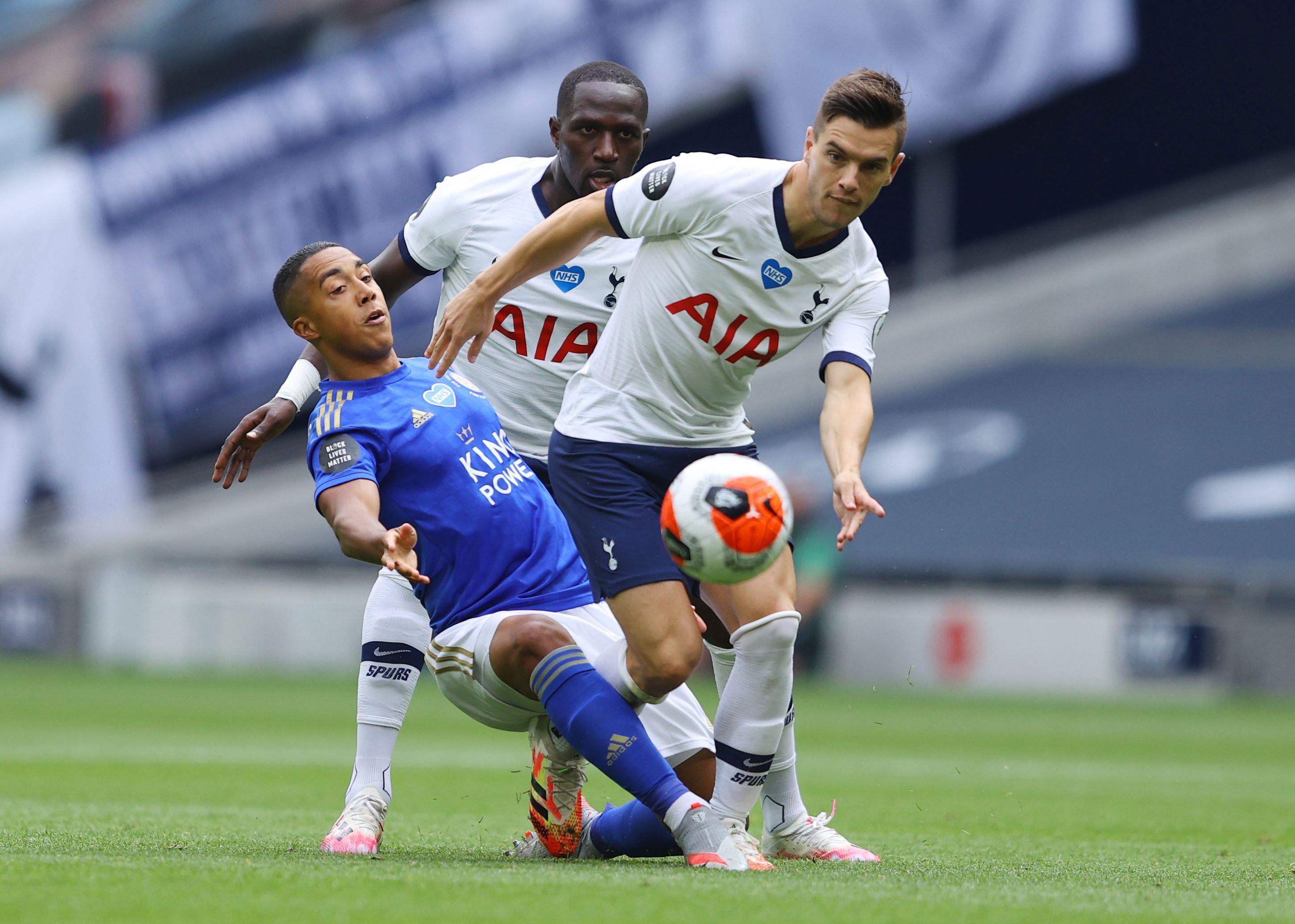 Giovanni Lo Celso juega actualmente en el Tottenham Hotspur de la Premier League inglesa (REUTERS/Richard Heathcote)