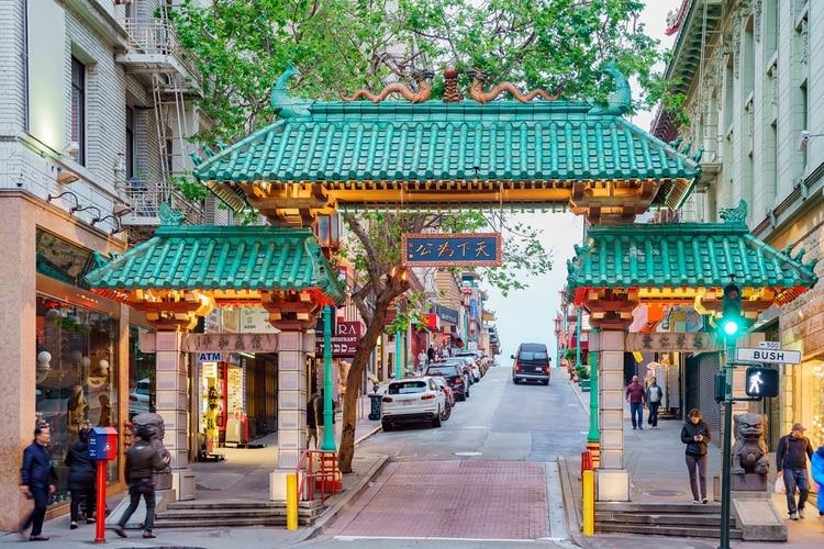 El vibrante barrio chino de San Francisco es uno de los más antiguos de los Estados Unidos (Shutterstock)