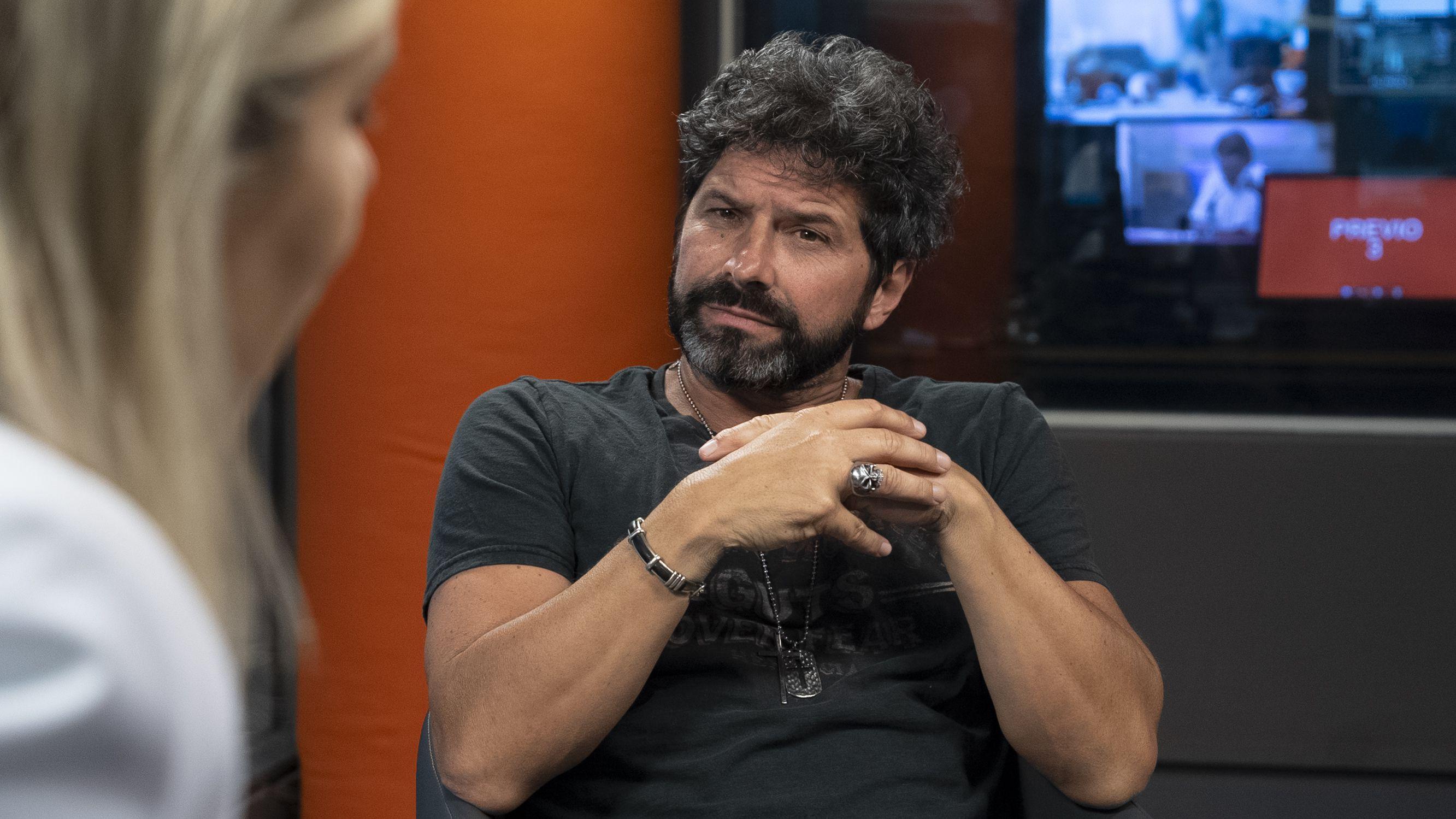 Iván Noble (Foto: Santiago Saferstein)