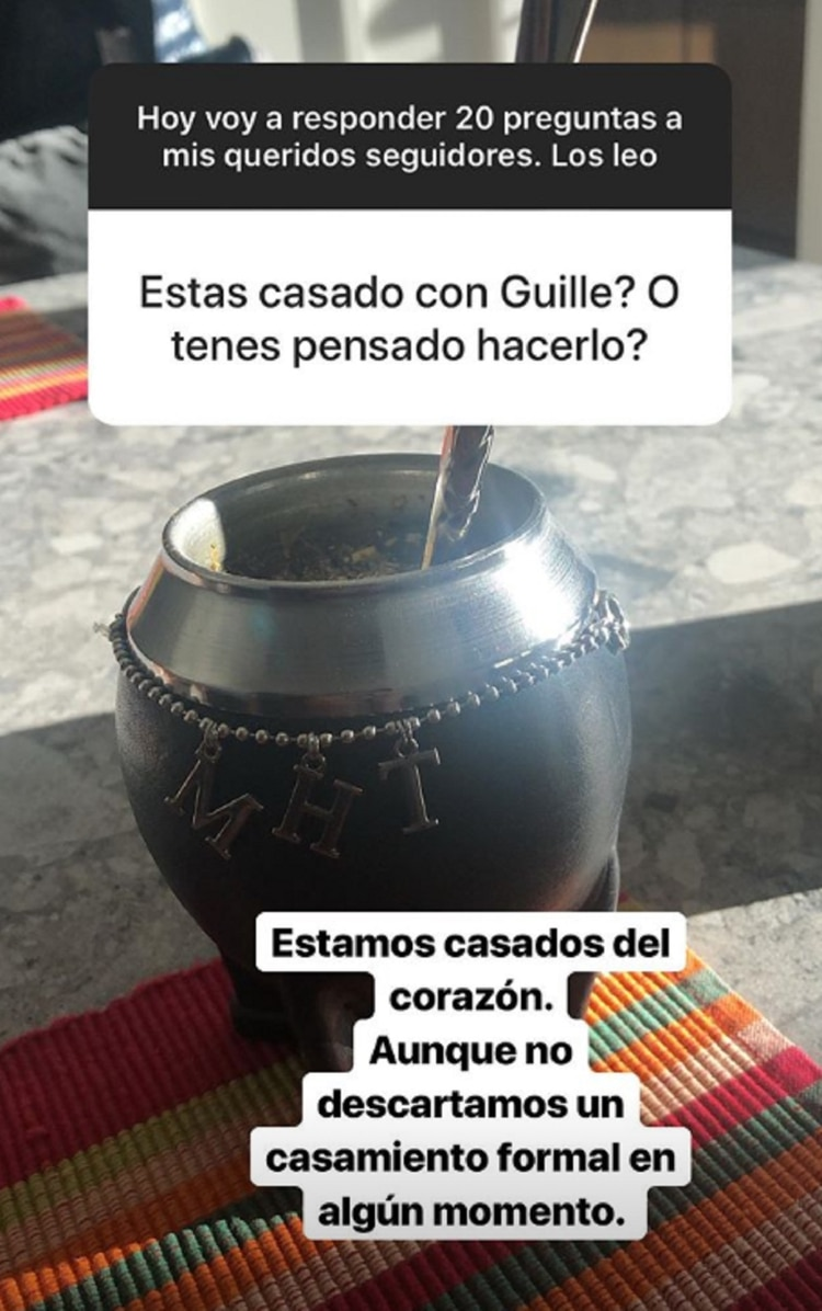 La pregunta que le hicieron a Marcelo Tinelli sobre su relación con Guillermina Valdes