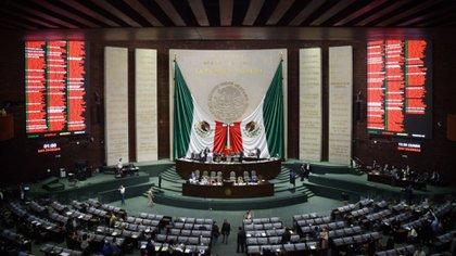 Huerta incluso pudo participar en la sesión del Pleno en San Lázaro este miércoles (Foto: Cuartoscuro)