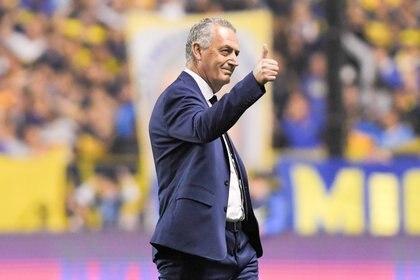 Alfaro tomará las riendas de Ecuador con vistas a la Copa América 2021 y el Mundial 2022 (Foto: Julián Álvarez/Telam)