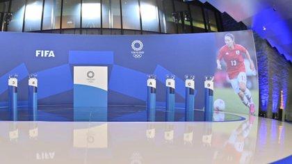 En Zúrich se realizó el sorteo de los grupos para los Juegos Olímpicos de Tokio 2020